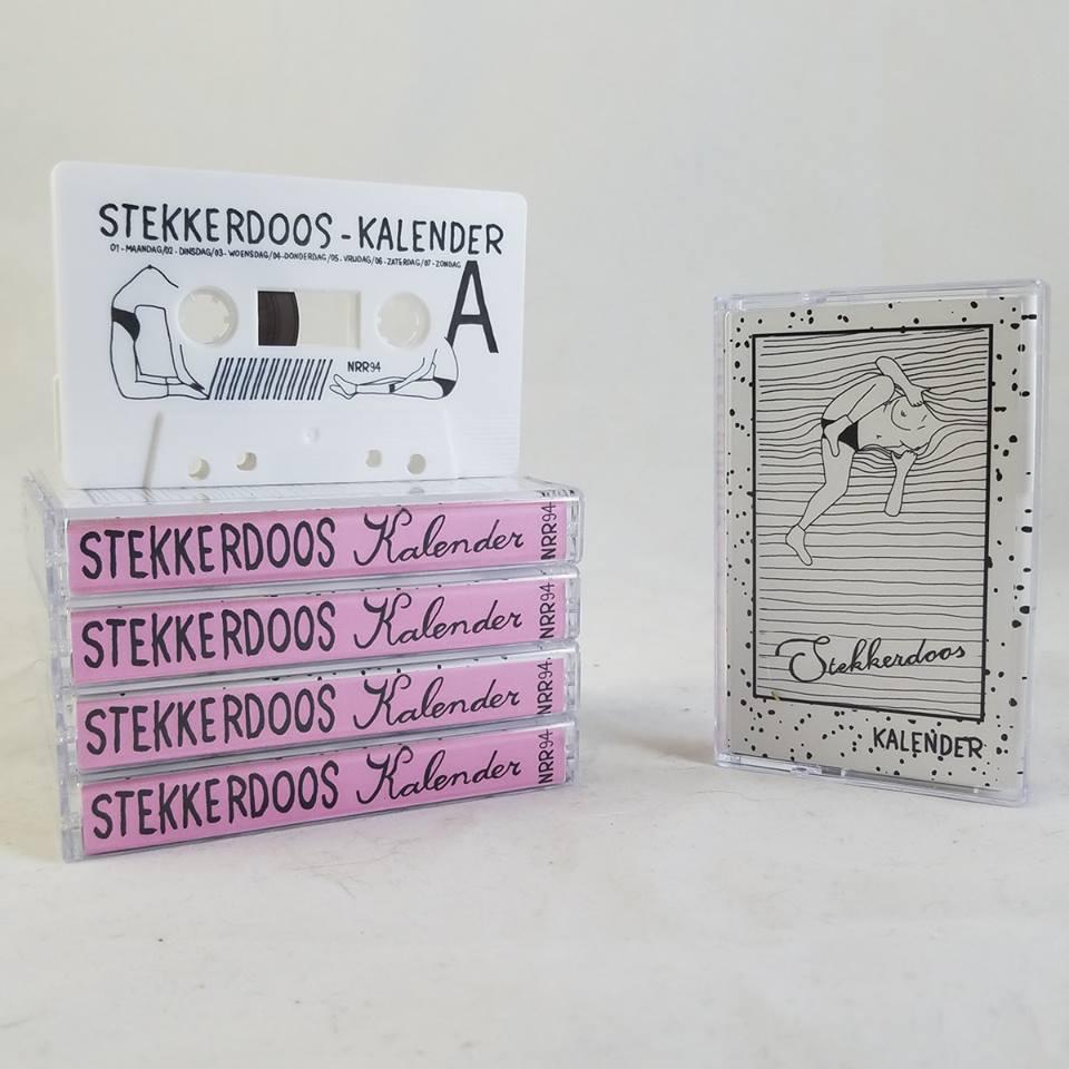 Tape, Stekkerdoos - Kalender